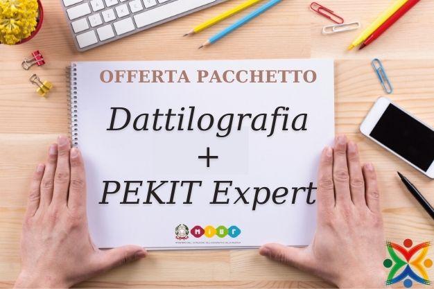 Dattilografia e Pekit