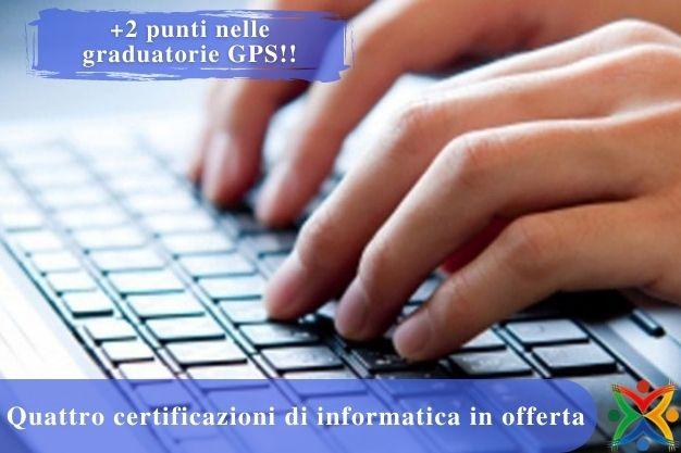 Certificazioni informatica